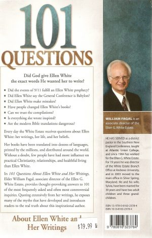 101 Questions about Ellen White and Her Writings