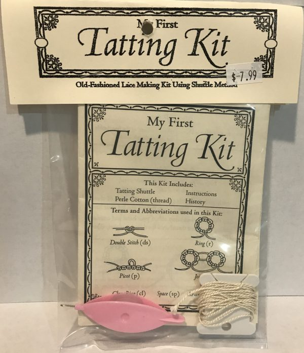 Craft - Tatting Kit