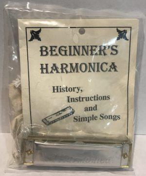 Beginner's Harmonica