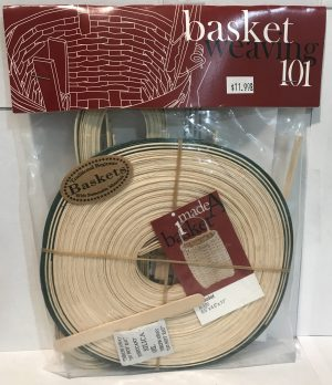 Basket Weaving 1010 Wall Basket
