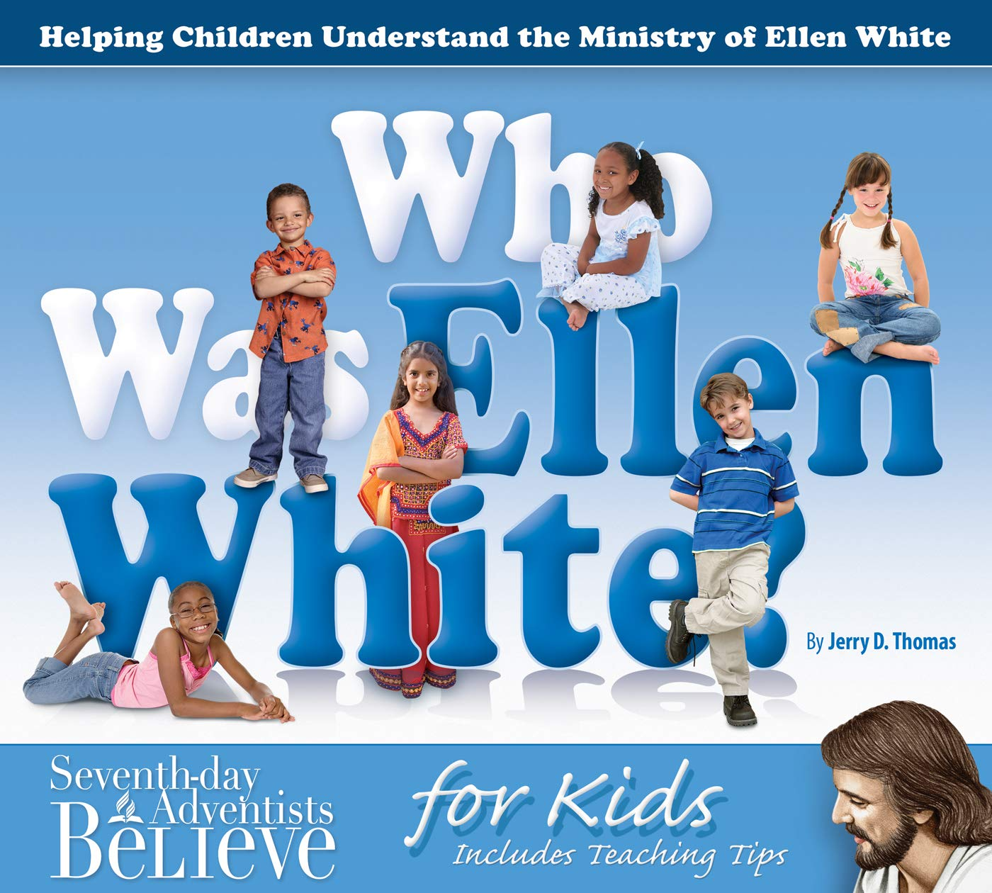Who Was Ellen White for kids
