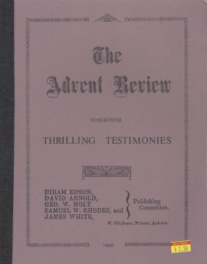 The Advent Review