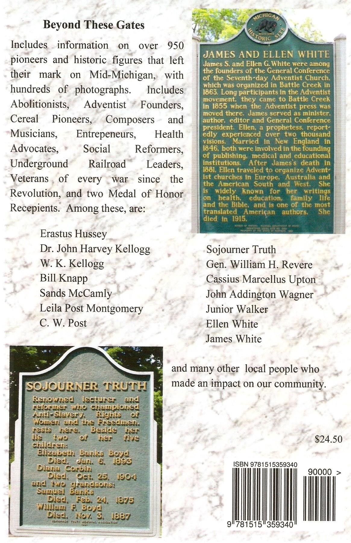 Beyond These Gates 1844-2014 - Oak Hill Cemetery