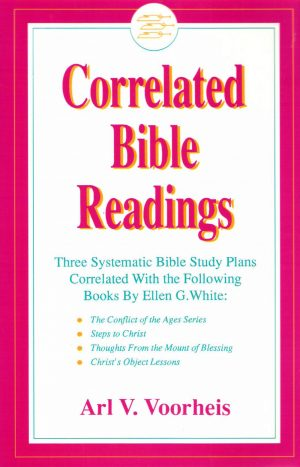 Correlated Bible Readings