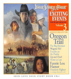 Your Story Hour Exciting Events - Volume 3