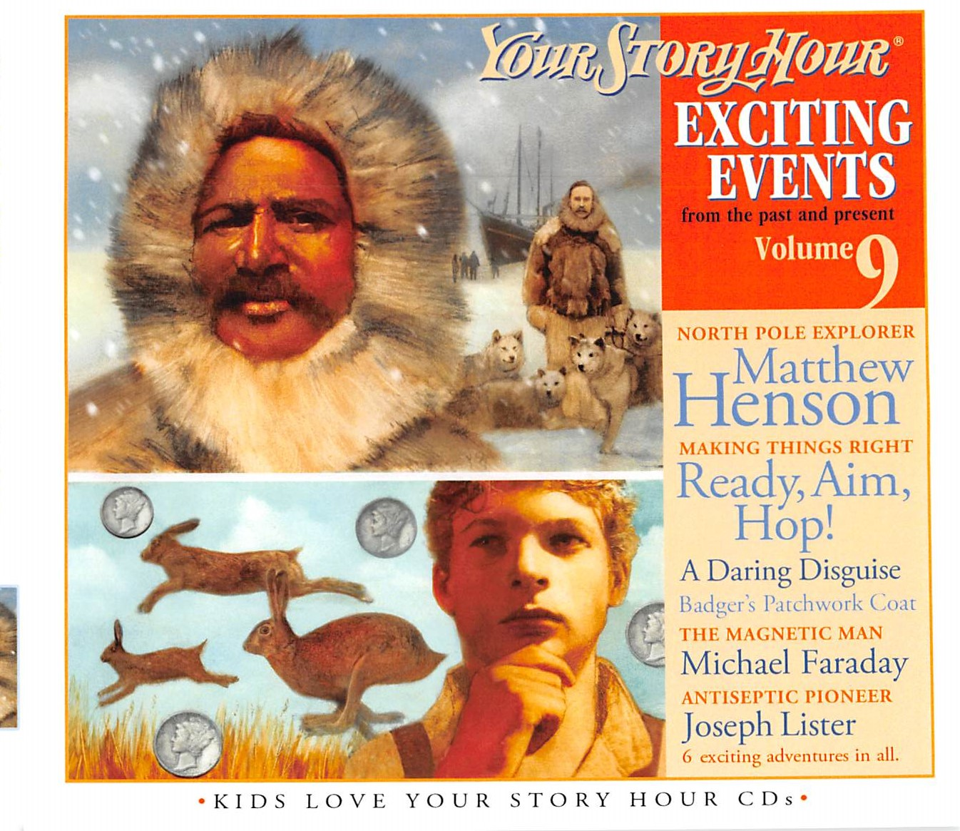Your Story Hour Exciting Events - Volume 9