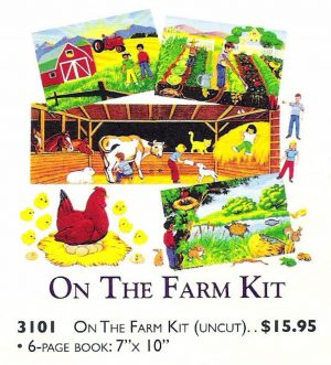 Story Book On The Farm