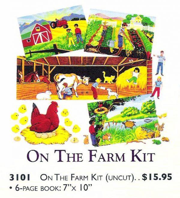 Story Book On The Farm