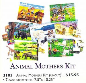 Story Book Animal Mothers