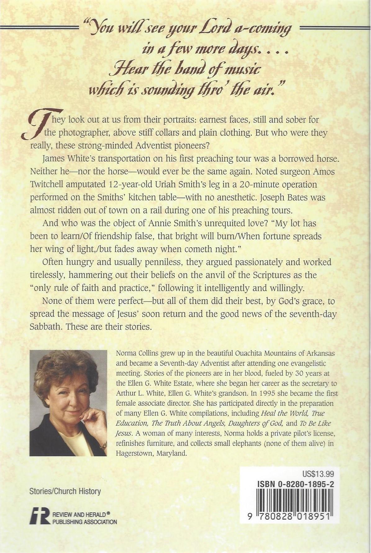 Heartwarming Stories of Adventist Pioneers, Book 1
