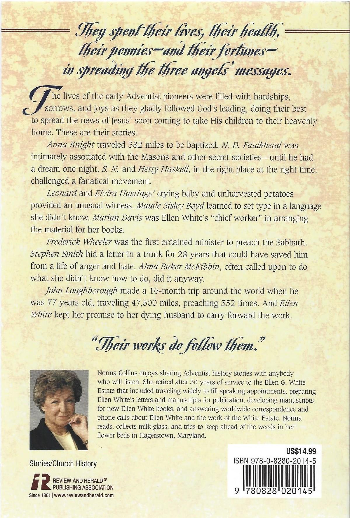Heartwarming Stories of Adventist Pioneers, Book 2