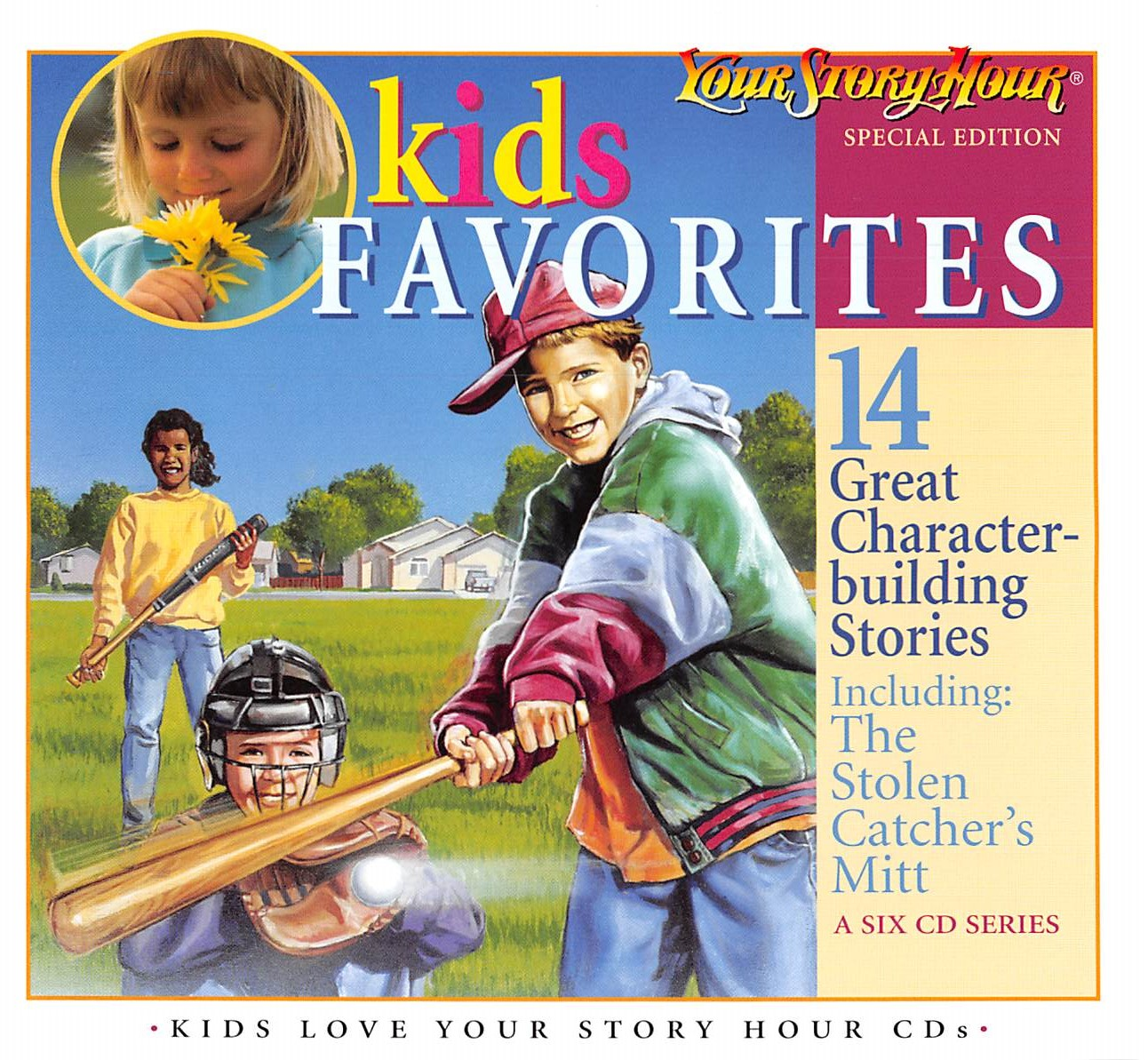 Your Story Hour - Kids Favorites