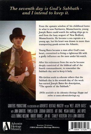 Meet Joseph Bates