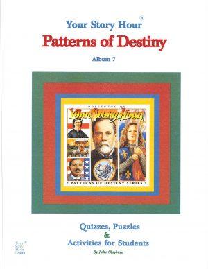 Patterns of Destiny - Activity Book