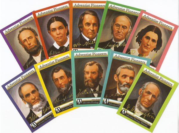Pioneer Trading Cards