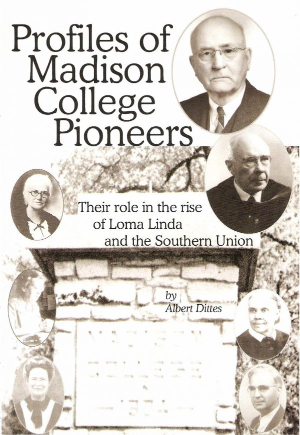 Profiles of Madison College Pioneers