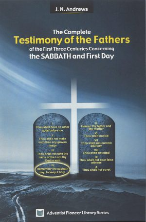 Testimony of the Fathers